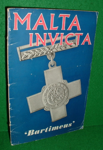 Image for MALTA INVICTA