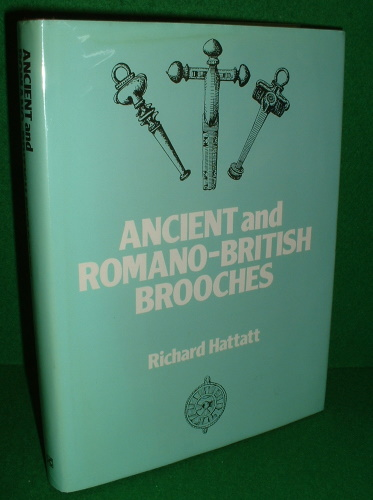 Image for ANCIENT AND ROMANO-BRITISH BROOCHES Signed Copy