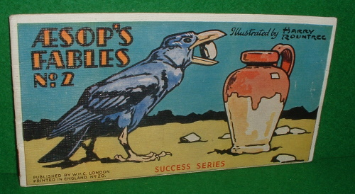 Image for AESOP'S FABLES SUCCESS SERIES No 2