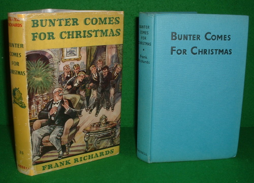 Image for BUNTER COMES FOR CHRISTMAS