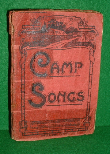 Image for THE CAMP SONG BOOK For Use by The YMCA with THE FORCES [1914 ]