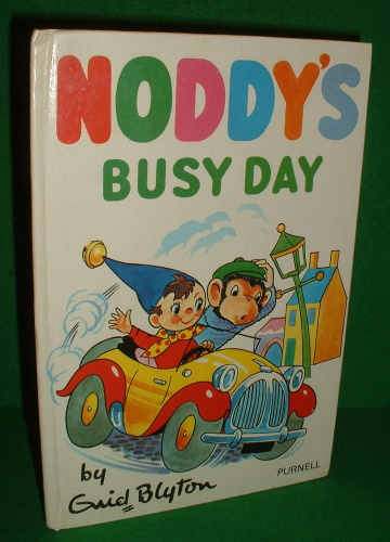 Image for NODDY'S BUSY DAY and BAD LUCK FOR NODDY [ Two Stories ]