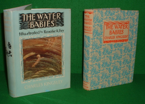Image for THE WATER-BABIES A Fairy Tale for A Land Baby [ Children's Illustrated Classics ]
