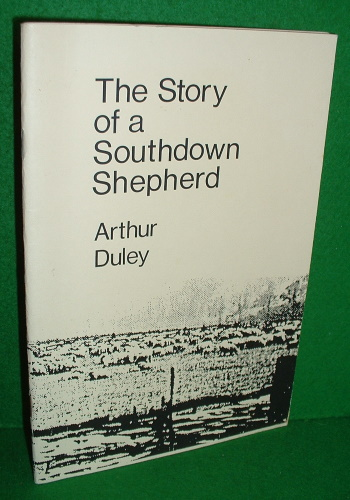 Image for THE STORY OF A SOUTHDOWN SHEPHERD