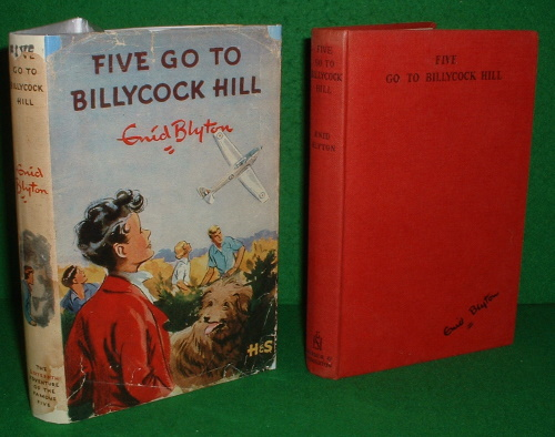 Image for FIVE GO TO BILLY COCK HILL