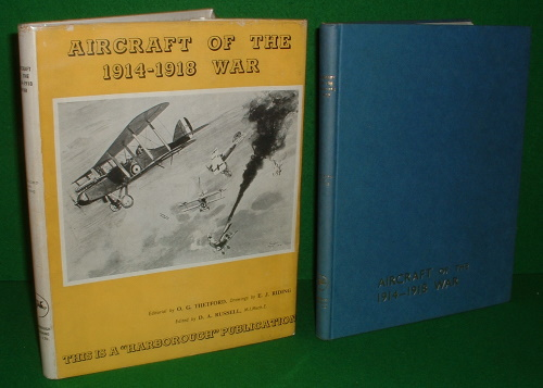 Image for AIRCRAFT OF THE 1914 - 1918 WAR