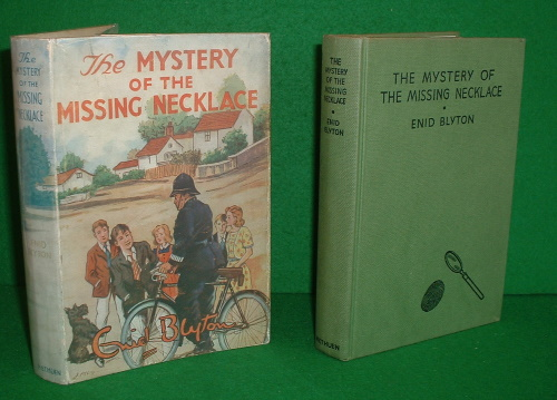 Image for THE MYSTERY OF THE MISSING NECKLACE , THE FIFITH ADVENTURE OF THE FIVE FIND-OUTERS AND DOG