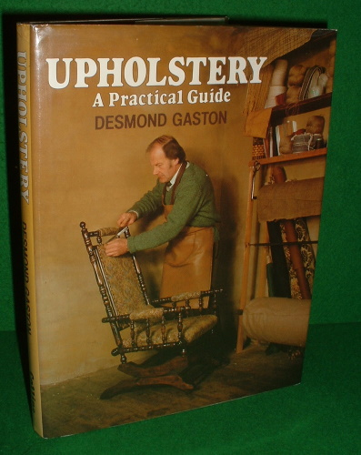 Image for UPHOLSTERY A Practical Guide