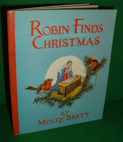 Image for ROBIN FINDS CHRISTMAS