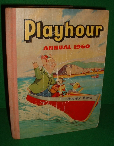 Image for PLAYHOUR ANNUAL 1960