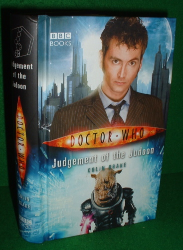 Image for DOCTOR WHO JUDGEMENT OF THE JUDOON