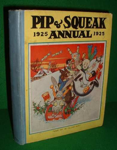 Image for PIP AND SQUEAK ANNUAL THIRD YEAR 1925
