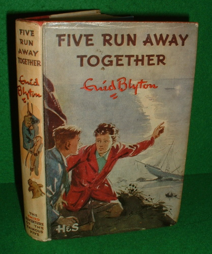 Image for FIVE RUN AWAY TOGETHER Famous Five Series No 3 [ The Third Story of the Adventures of the Four Children and Their Dog ]