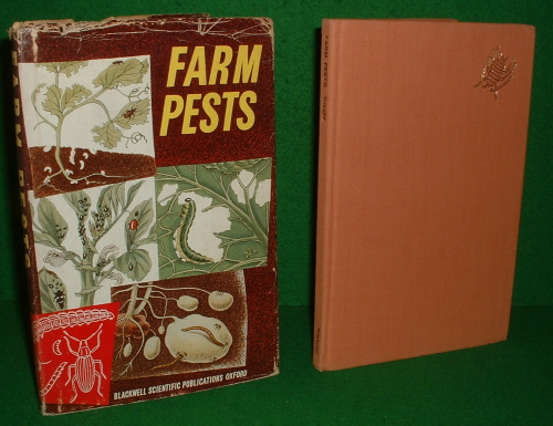 Image for FARM PESTS An Aid to Their Recognition , Blackwell Scientific Publications