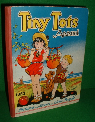 Image for TINY TOTS ANNUAL 1952  Pictures and Stories for Little People