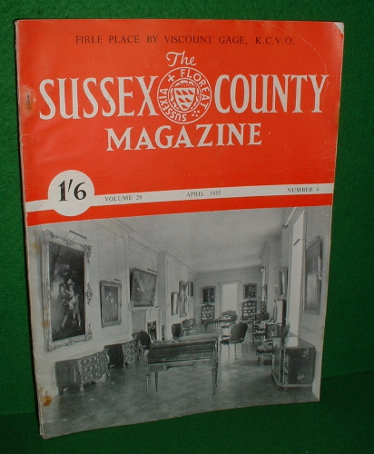 Image for THE SUSSEX COUNTY MAGAZINE Vol 29 No 4 April 1955