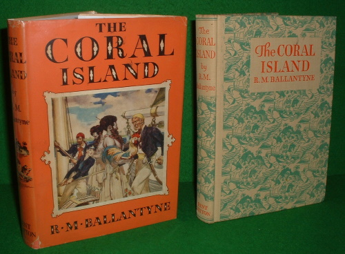 Image for THE CORAL ISLAND The Children's Illustrated Classics