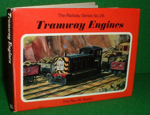 Image for TRAMWAY  ENGINES ,  RAILWAY SERIES No 26