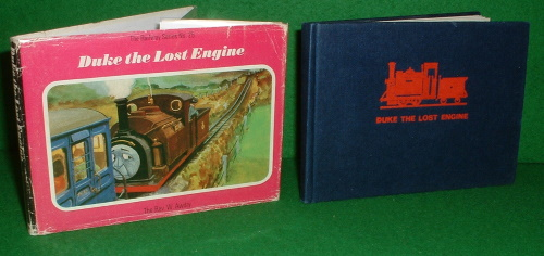 Image for DUKE THE LOST ENGINE  ,  Railway Series No 25