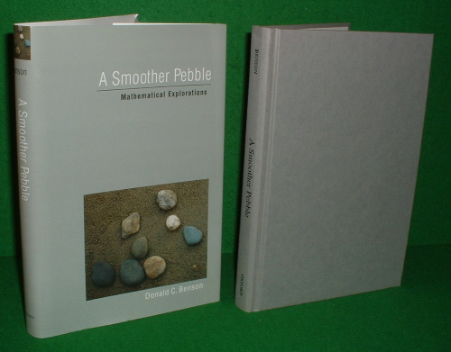 Image for A SMOOTHER PEBBLE  Mathematical Explorations