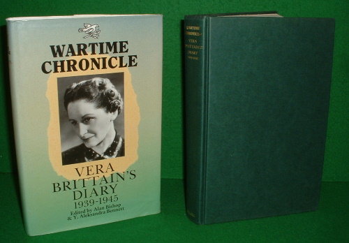Image for VERA BRITTAIN DIARY 1939-1945 WARTIME CHRONICLE [ WW2 Housewife & Author ]