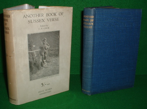 Image for ANOTHER BOOK OF SUSSEX VERSE