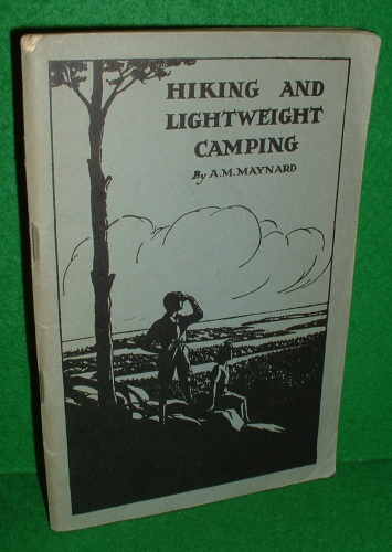 Image for HIKING AND LIGHTWEIGHT CAMPING
