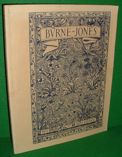 Image for BURNE- JONES The Paintings, Graphic and Decorative Work of Sir Edward Burne-Jones 1833-98