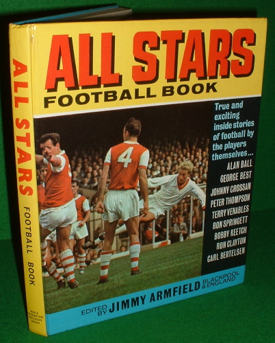 Image for THE ALL STARS FOOTBALL BOOK NO 5