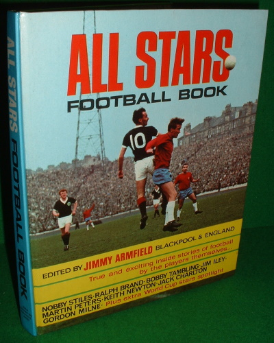 Image for THE ALL STARS FOOTBALL BOOK NO 6