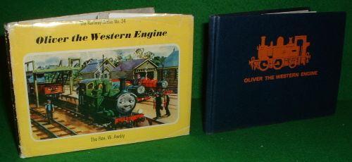 Image for OLIVER THE WESTERN ENGINE ,  RAILWAY SERIES NO 24