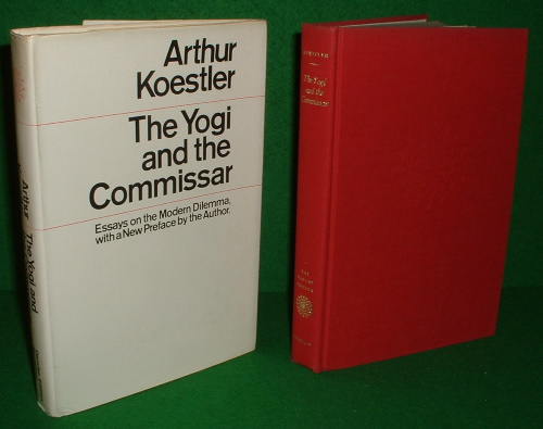 Image for THE YOGI AND THE COMMISSAR AND OTHER ESSAYS