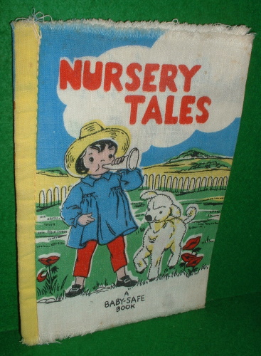 Image for NURSERY TALES A Baby Safe Book no 6340 [ Washable ]