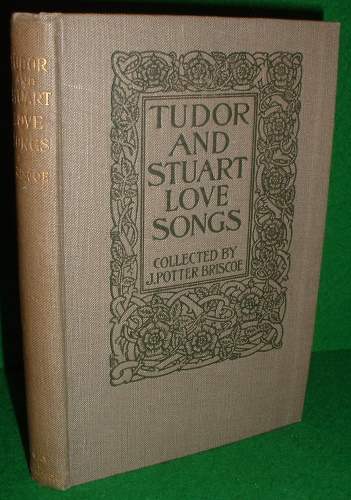 Image for TUDOR AND STUART LOVE SONGS NEW EDITION WITH ADDITIONS