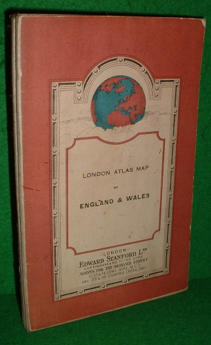 Image for LONDON ATLAS MAP OF ENGLAND & WALES