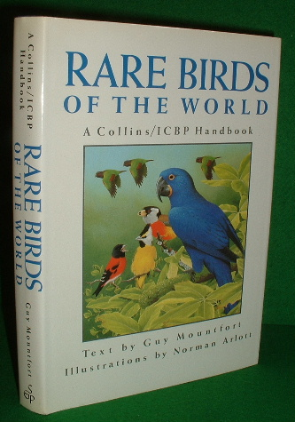 Image for RARE BIRDS OF THE WORLD A Collins / International Council for Bird Preservation Handbook