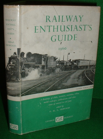 Image for RAILWAY ENTHUSIAST'S GUIDE 1960