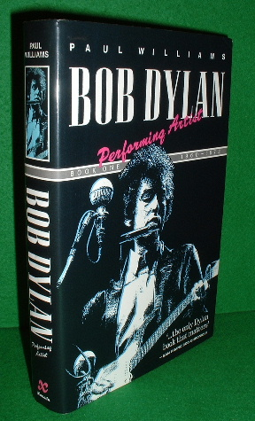 Image for BOB DYLAN  Performing Artist Book One 1960 - 1973 , 1st UK Updated Edition