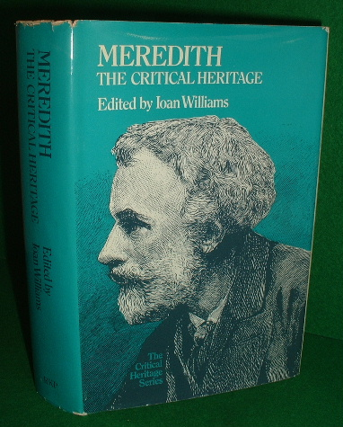 Image for MEREDITH  The Critical Heritage