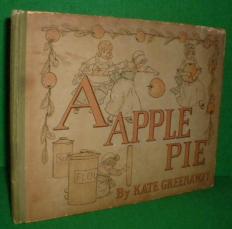 Image for A APPLE PIE