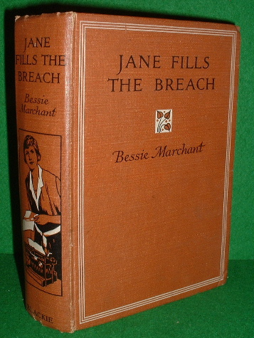 Image for JANE FILLS THE BREACH