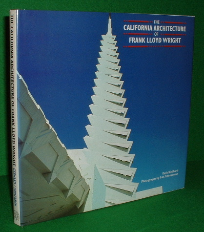 Image for THE CALIFORNIA ARCHITECTURE OF FRANK LLOYD WRIGHT