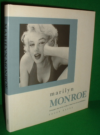 Image for MONROE, MARILYN PHOTOGRAPHS SELECTED FROM THE FILES OF UNITED PRESS INTERNATIONAL BETTMANN