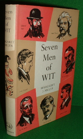 Image for SEVEN MEN OF WIT