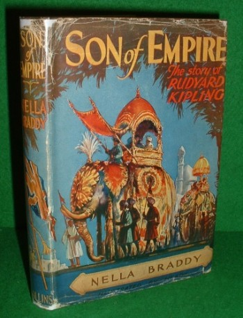 Image for SON OF EMPIRE The Story of Rudyard Kipling