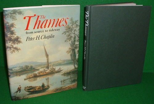 Image for THE THAMES From Source to Tideway SIGNED COPY