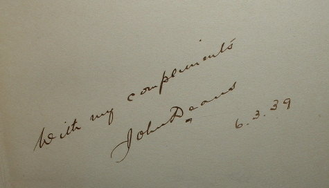 Image for PIONEERS OF CANTERBURY DEANS LETTERS 1840-1854 [ Founder Settlers of Canterbury, New Zealand ], SIGNED Copy