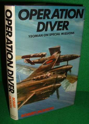 Image for OPERATION DIVER YEOMAN ON SPECIAL MISSIONS