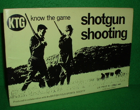 Image for SHOTGUN SHOOTING , KTG Know The Game Series