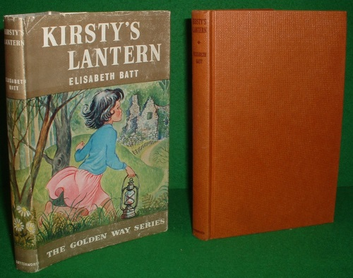 Image for KIRSTY'S LANTERN , THE GOLDEN WAY SERIES Number 14
